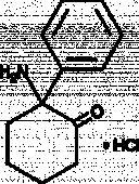 Deschloronor<wbr/>ketamine (hydro<wbr/>chloride)