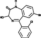 3-<wbr/>hydroxy Phenazepam