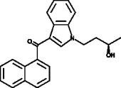 (R)-<wbr/>(−)-<wbr/>JWH 073 N-<wbr/>(3-<wbr/>hydroxybutyl) metabolite