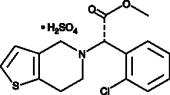 (S)-(+)-Clopi<wbr/>dogrel (sulfate)