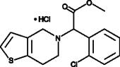 (±)-<wbr/>Clopidogrel (hydro<wbr>chloride)