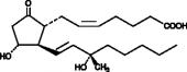 15(S)-<wbr/>15-<wbr/>methyl Prostaglandin E<sub>2</sub>