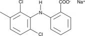 Meclofenamate (sodium salt)