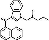 AM2201 N-<wbr/>(2-<wbr/>fluoropentyl) isomer