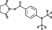 DMABA-<wbr/>d<sub>6</sub> NHS ester