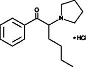 α-<wbr/>Pyrrolidinohexanophenone (hydro<wbr>chloride)