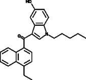 JWH 210 5-<wbr/>hydroxyindole metabolite