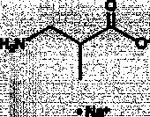 3-Amino<wbr/>isobutyric Acid (sodium salt)