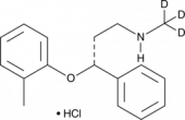 Atomoxetine-d<sub>3</sub> (hydro<wbr/>chloride)
