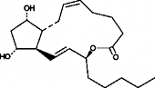 Prostaglandin F<sub>2α</sub> 1,15-<wbr/>lactone
