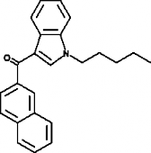 JWH 018 2'-<wbr/>naphthyl isomer