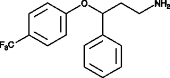 Norfluoxetine (hydrochloride)