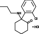 N-Propylnorketamine (hydrochloride)