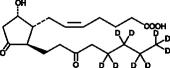 13,14-dihydro-15-keto Prostaglandin D<sub>2</sub>-d<sub>9</sub>