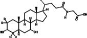 Glycocheno<wbr/>deoxycholic Acid-d<sub>4</sub>