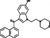 JWH 200 6-<wbr/>hydroxyindole metabolite