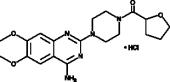Terazosin (hydro<wbr/>chloride)