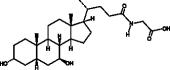 Glycourso<wbr/>deoxycholic Acid