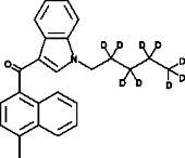 JWH 122-d<sub>9</sub> (exempt preparation)