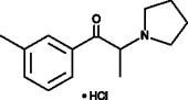 3-<wbr/>methyl-<wbr/>α-<wbr/>Pyrrolidinopropiophenone (hydro<wbr>chloride)