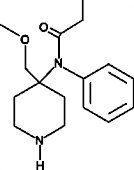 Norsufentanil