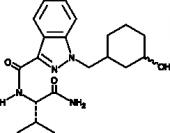 AB-<wbr/>CHMINACA metabolite M1B