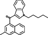 JWH 122 3-<wbr/>methylnaphthyl isomer
