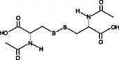 N,N'-Diacetyl<wbr/>-L-cystine