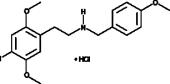 25I-<wbr/>NBOMe 4-<wbr/>methoxy isomer (hydro<wbr>chloride)