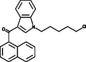 JWH 018 N-<wbr/>(5-<wbr/>chloropentyl) analog