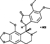 Noscapine (hydro<wbr>chloride)
