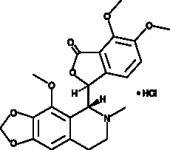 Noscapine (hydro<wbr>chloride)