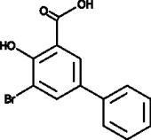 3-<wbr/>bromo-<wbr/>5-<wbr/>phenyl Salicylic Acid