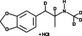 3,4-MDMA-d<sub>5</sub> (hydro<wbr/>chloride)