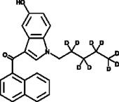 JWH 018 5-<wbr/>hydroxyindole metabolite-<wbr/>d<sub>9</sub>