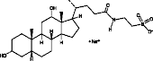 Taurodeoxy<wbr/>cholic Acid (sodium salt)