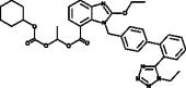 1H-1-ethyl Candesartan Cilexetil