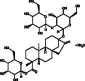 Stevioside (hydrate)