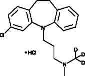 Clomipramine-<wbr/>d<sub>3</sub> (hydro<wbr/>chloride)