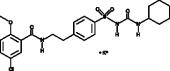Glyburide (potassium salt)