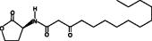 N-<wbr/>3-<wbr/>oxo-<wbr/>tetradecanoyl-<wbr/>L-<wbr/>Homoserine lactone