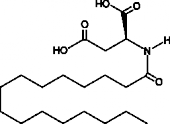 N-Palmitoyl-<wbr/>L-Aspartate