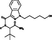 ADB-<wbr/>PINACA N-<wbr/>(5-<wbr/>hydroxypentyl) metabolite