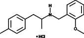 4-MA-NBOMe (hydro<wbr/>chloride)