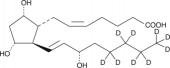 Prostaglandin F<sub>2α</sub>-<wbr/>d<sub>9</sub>
