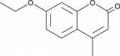 7-ethoxy-<wbr/>4-Methyl<wbr/>coumarin