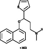 (S)-<wbr/>Duloxetine (hydro<wbr>chloride)