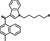 MAM2201 N-<wbr/>(5-<wbr/>chloropentyl) analog