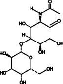 N-acetyl-D-Lactosamine