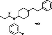 <em>meta</em>-Fluoro<wbr/>fentanyl (hydro<wbr>chloride)